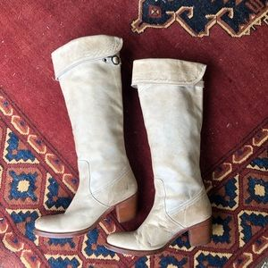 Frye Jane Cuff Boots